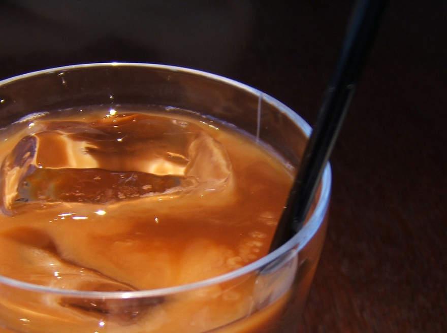 il tipico caffè in ghaiccio alla leccese