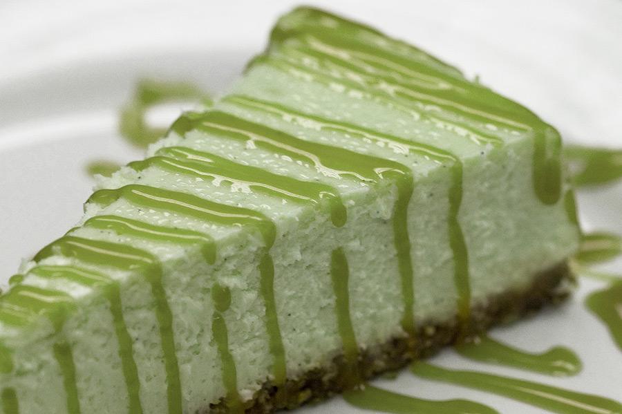 Ricetta con te verde