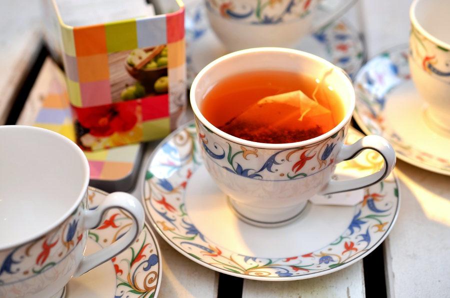 una tazza di tè ti fa bene