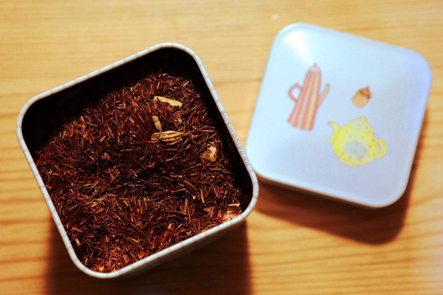 come conservare l'aroma del Tè