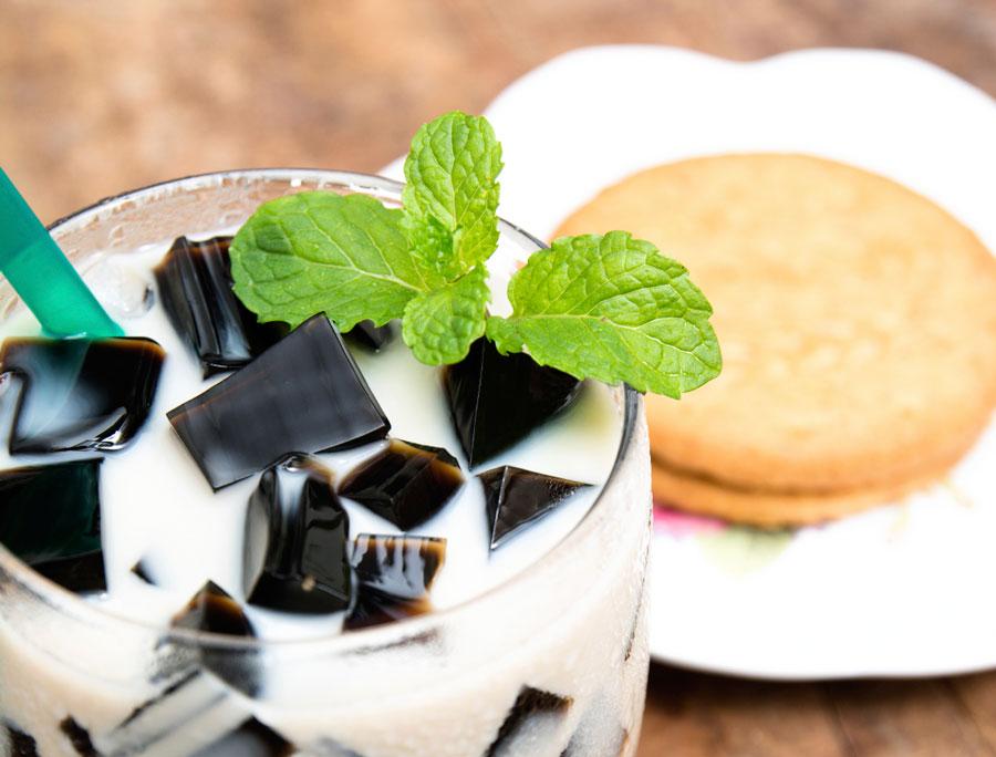 Cubetti di ghiaccio al cacao purissimo
