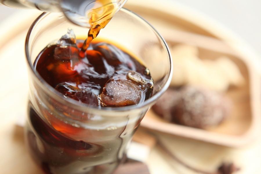 caffè freddo (cold brew coffee)