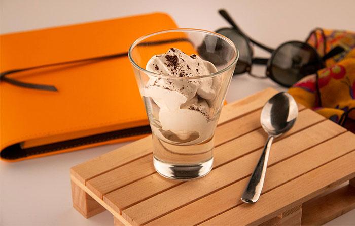La Credenza Della Crema : Ricetta della crema al caffè