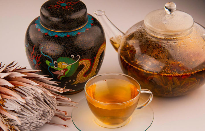 Chinese tea: the history, the curiosities, the varieties and properties