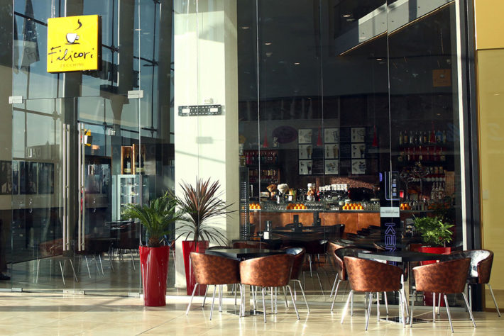 spazi esterni bar