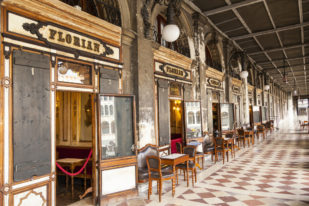 The most unusual cafes, in Europe and the world
