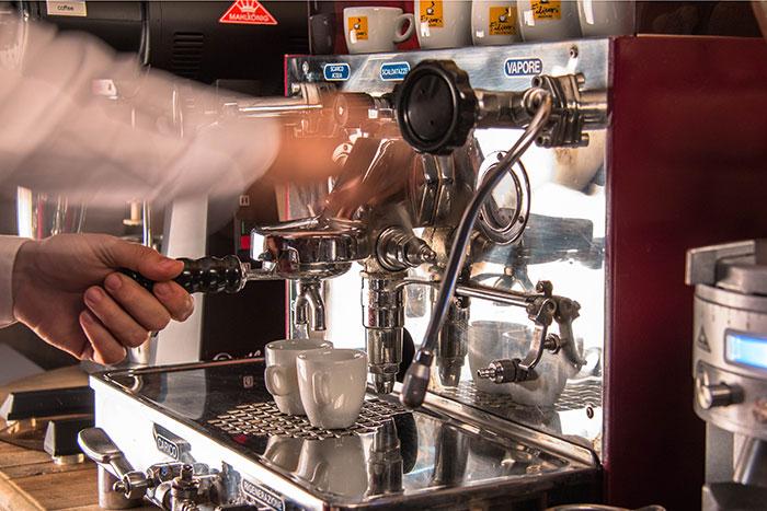 macchina per espresso
