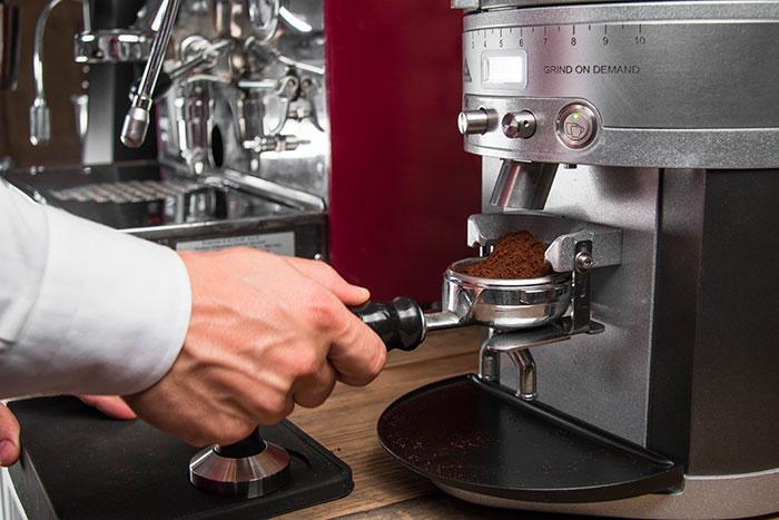 come fare un espresso