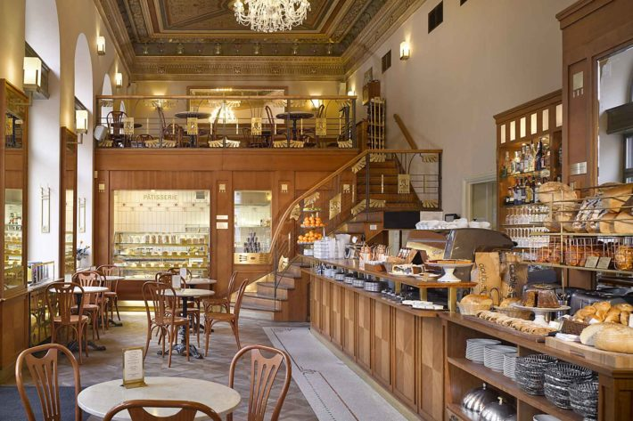 Historical cafes not to be missed in Prague