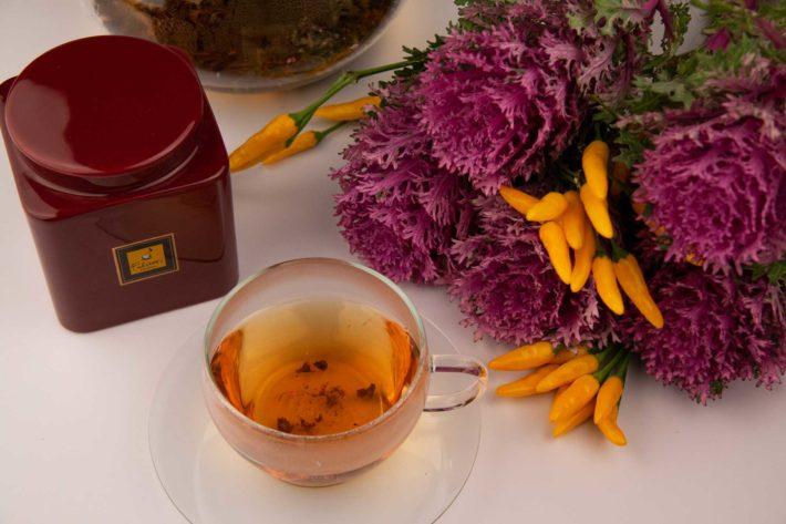come conservare il tè
