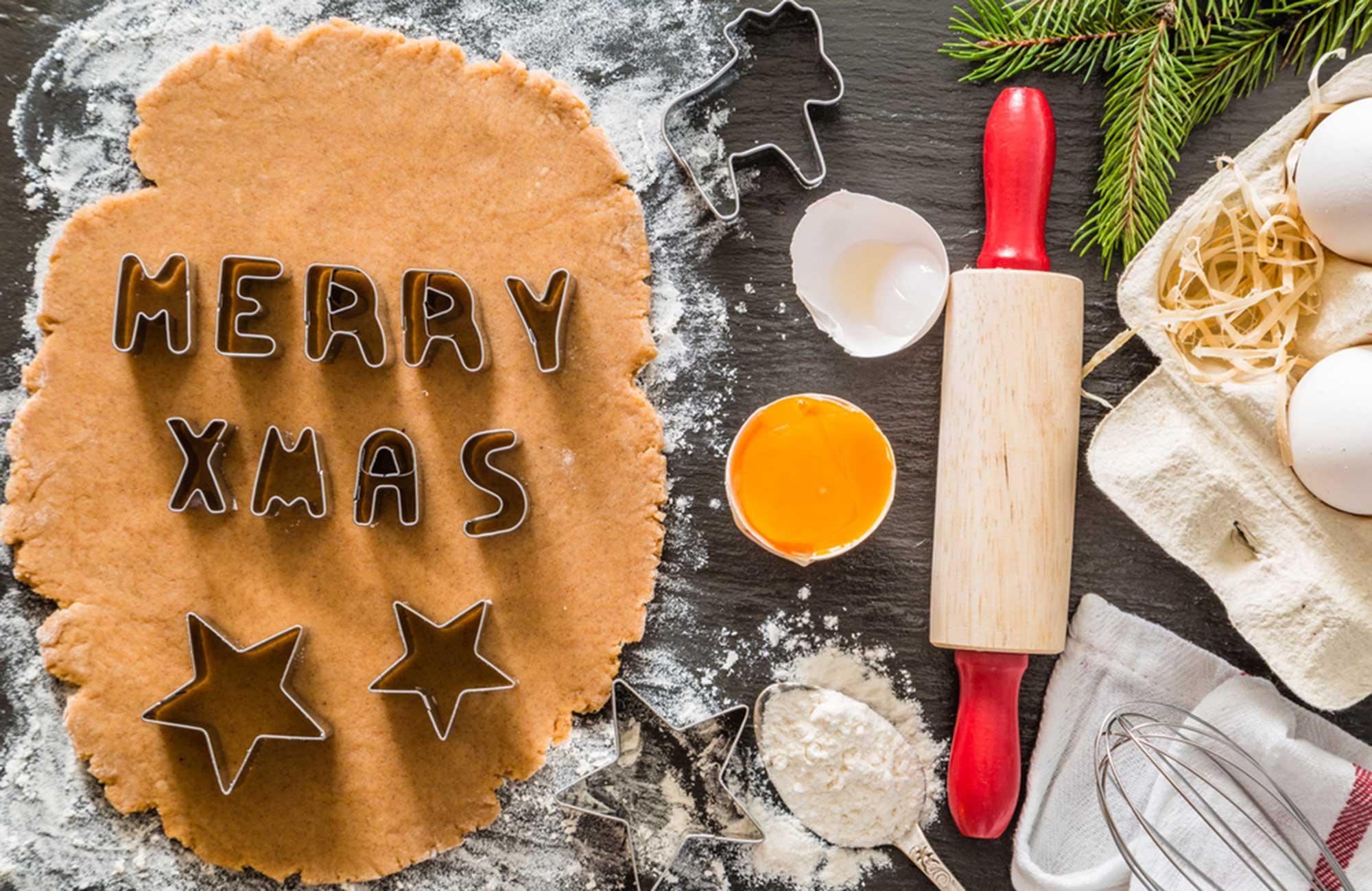 Dolci Di Natale Semplici E Veloci.Ricette Dolci Di Natale Al Caffe
