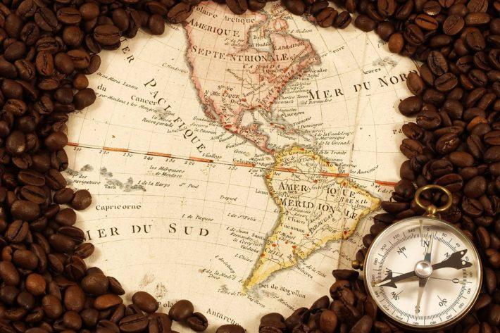 storia del caffe