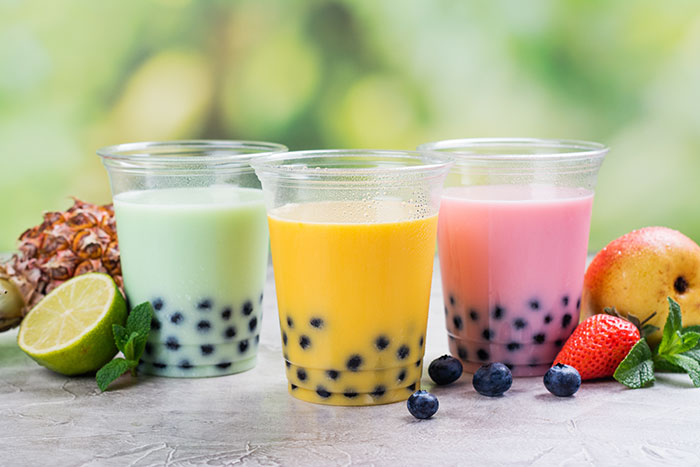 Bubble tea ricetta