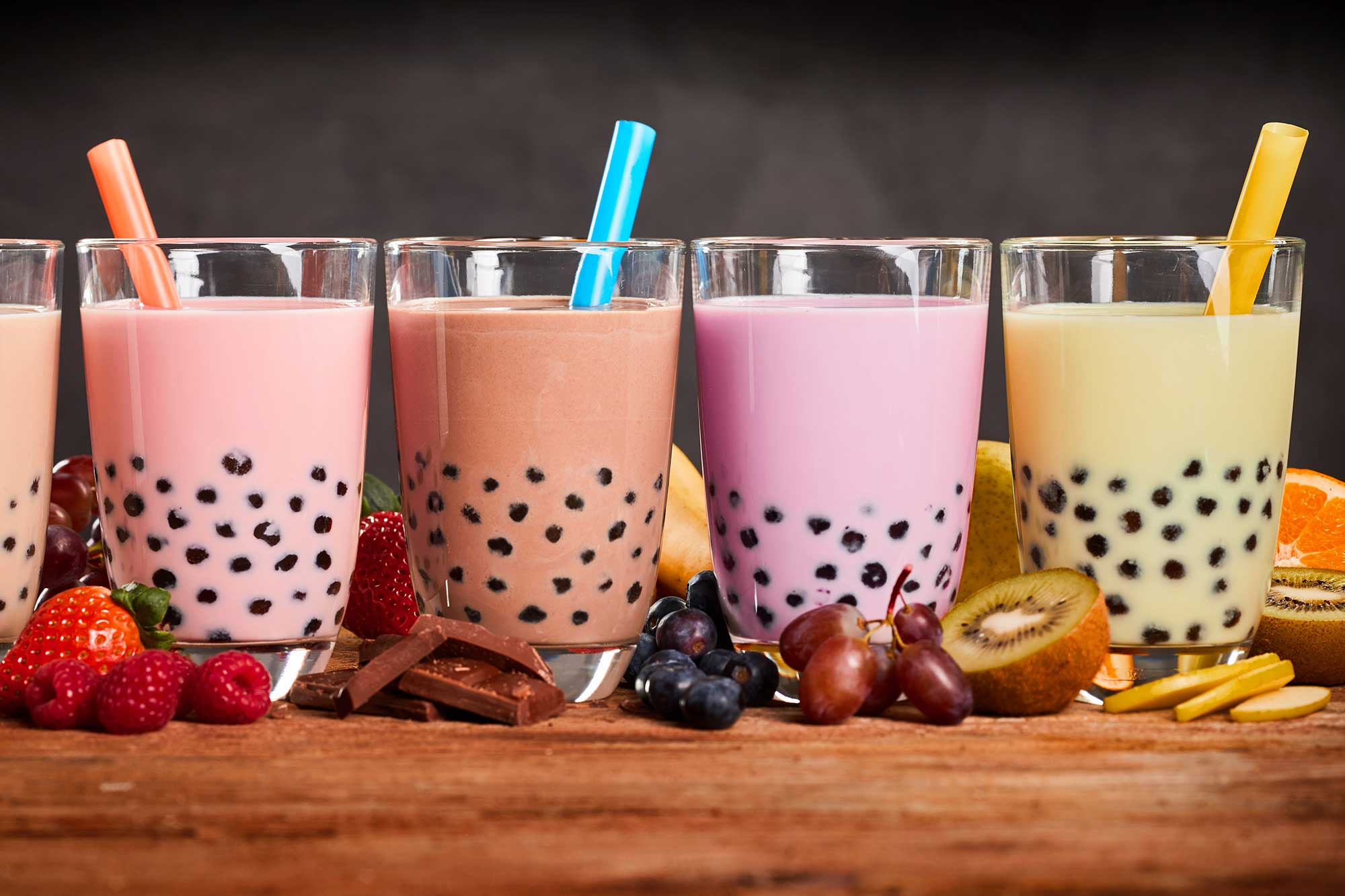 Bubble Tea Origins Characteristics And The Recipe For The Latest Trend In Drinks