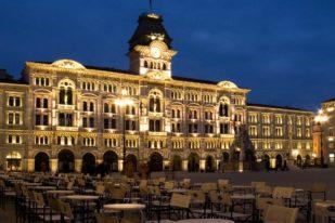 caffè a Trieste