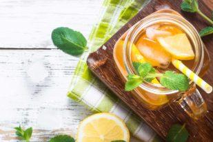 tè rinfrescanti estivi
