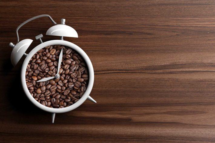 quando si può bere il caffè