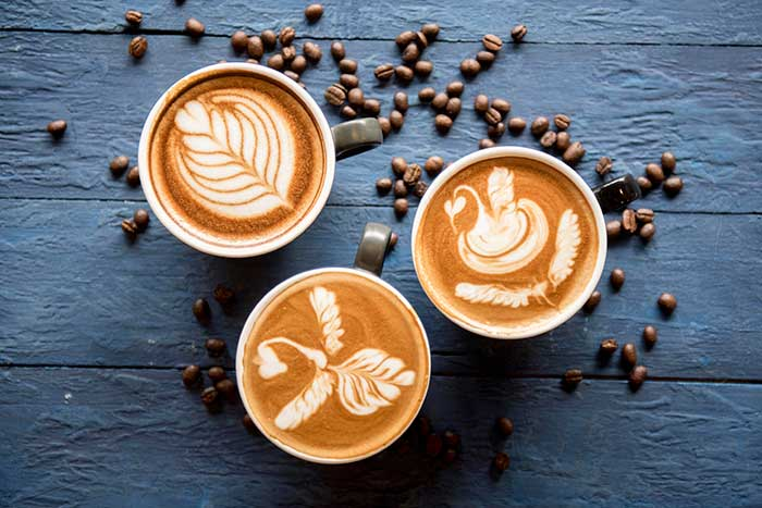 caffè artistico