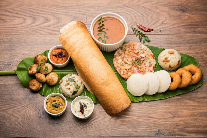 tra le colazioni nel mondo elenchiamo la colazione indiana