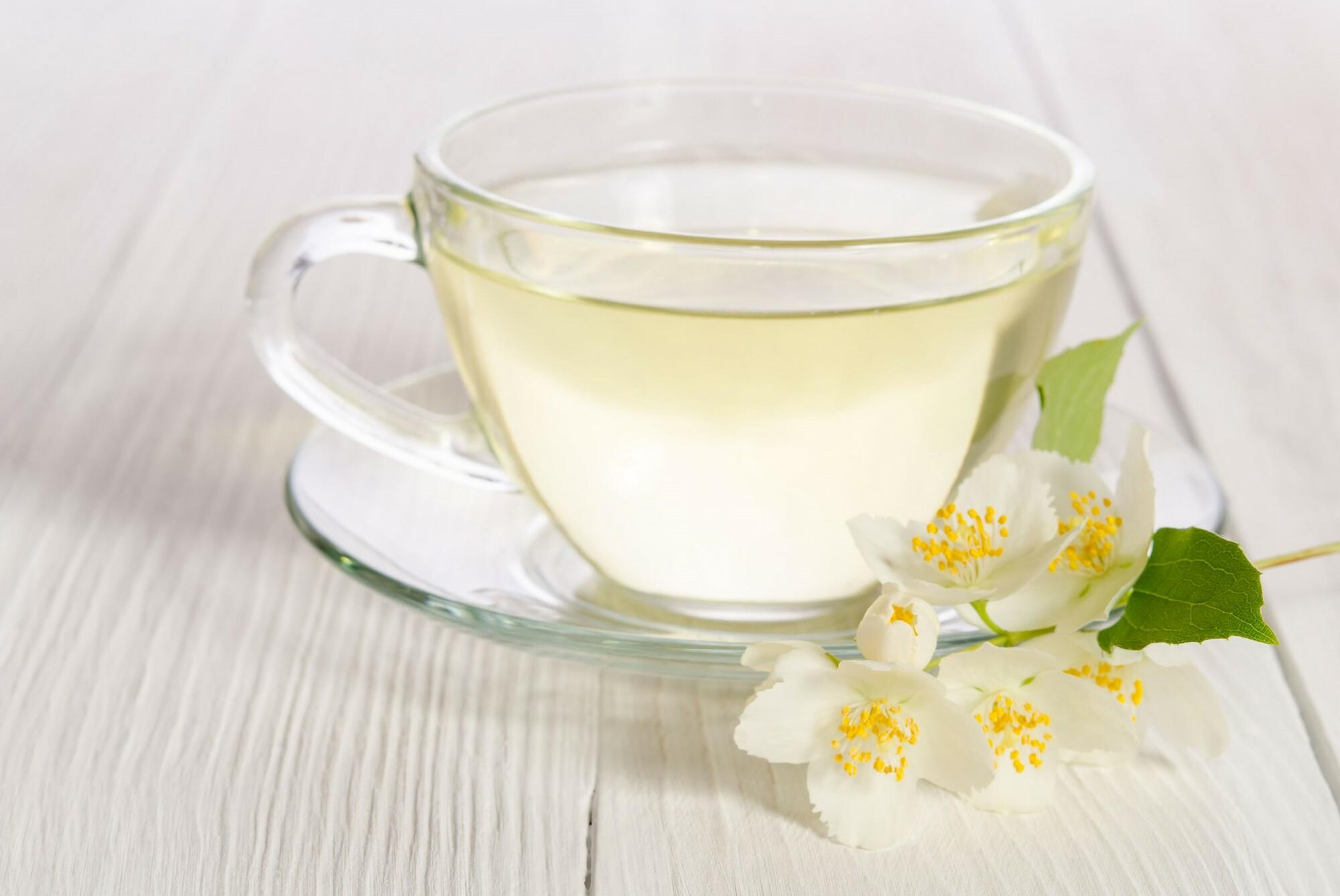 White tea, beneficial properties