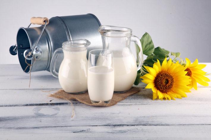 Tipi di latte in commercio