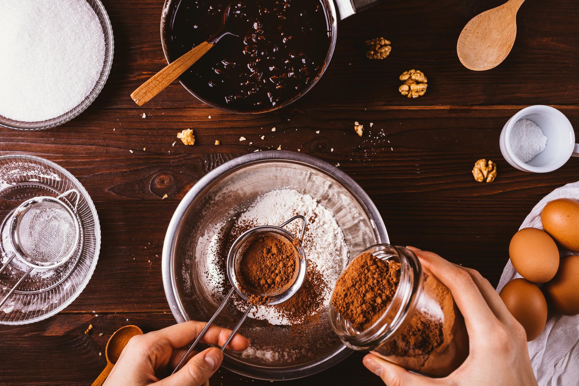 usare il caffè in cucina