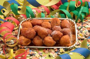 frittelle dolci di carnevale